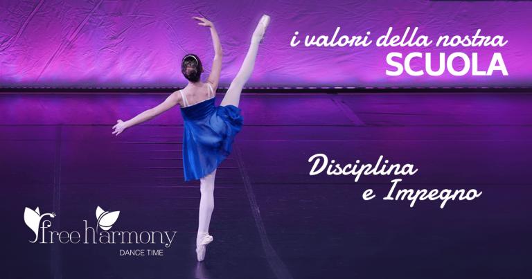 LA SCUOLA Free Harmony Dance Time